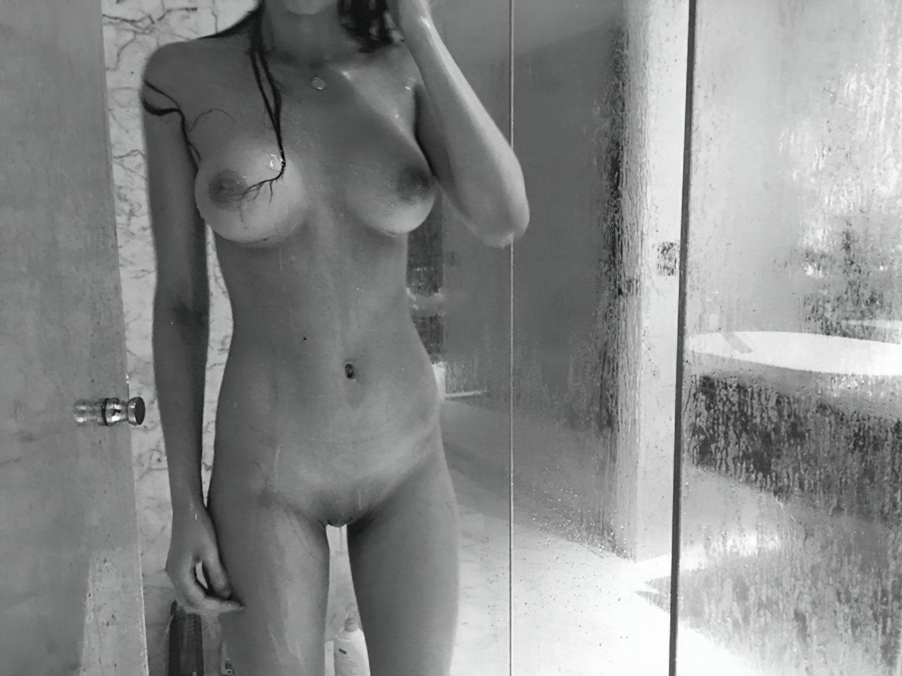 Namorada no Banho (5)