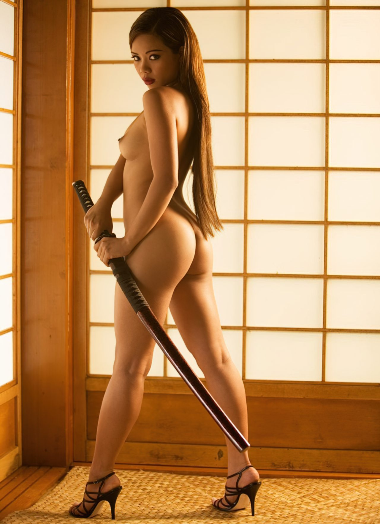 Samurai Deslumbrante (1)